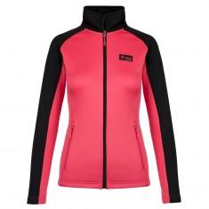 Kilpi Teamio-W, womens fleece jacket, pink