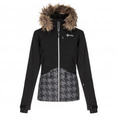 Kilpi Tessa-W, ski jacket, black