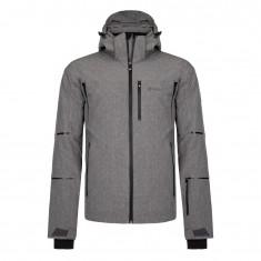 Kilpi Tonn-M, ski jacket, men, dark grey