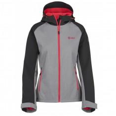 Kilpi Elia, soft shell jacket, women, grey/pink