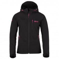 Kilpi Elia, softshell jacket,women, black/pink