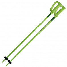Komperdell Green Smash, ski poles, junior