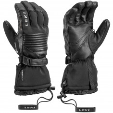 Leki Xplore XT, ski gloves, men, black