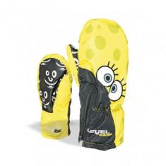Level Lucky Mitt, yellow