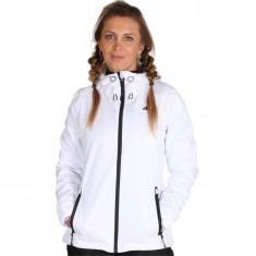 4F Linda, rain jacket, women, white