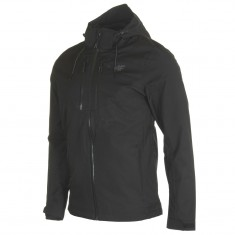 4F Louis, rain jacket, men, black