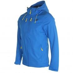 4F Louis, rain jacket, men, blue