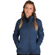 4F Lydia, rain jacket, women, dark blue