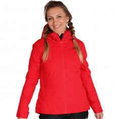 4F Lydia, rain jacket, women, red
