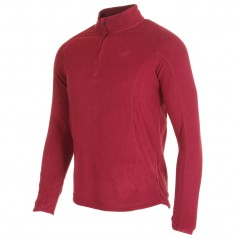 4F Microtherm mens fleece underwear, red