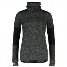 Mons Royale Cornice Rollover LS, women, wild thing