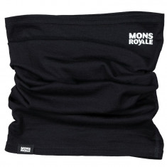 Mons Royale Daily Dose, neckwarmer, black