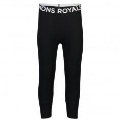 Mons Royale Shaun Off 3/4 Legging, skiunderwear, men, black