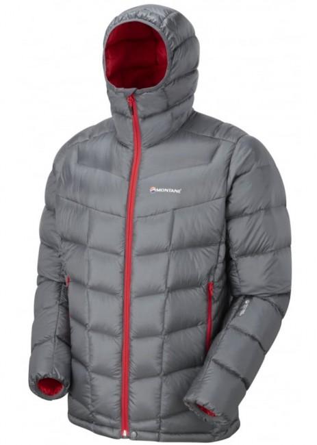Montane North Star Lite Jacket, Mens Down Jacket, grey