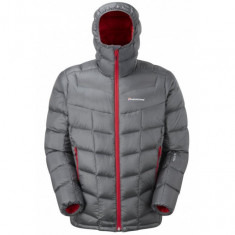 Montane North Star Lite Jacket, Mens Down Jacket, grey