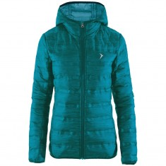 Outhorn Alberte, artificial down jacket, women, teal