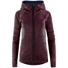 Outhorn Betty hoodie, women, burgundy