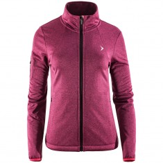 Outhorn Dora, softshell jacket, women, burgundy