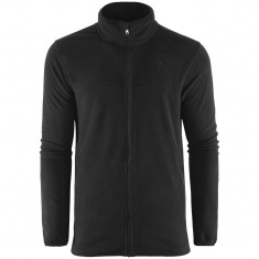 Outhorn fleece jacket, men, deep black