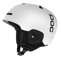 POC Auric Cut Communication, ski helmet, matt white