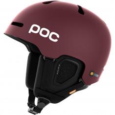 POC Fornix, ski helmet, copper red