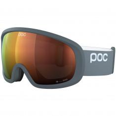 POC Fovea Mid Clarity, pegasi grey/spektris orange