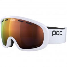 POC Fovea Mid Clarity, white