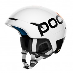 POC Obex Backcountry Spin, ski helmet, white/orange