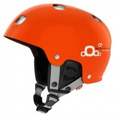 POC Receptor BUG Adjustable, ski helmet, orange