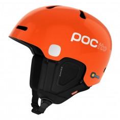 POCito Fornix, kids ski helmet, orange