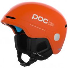 POCito Obex SPIN, ski helmet, fluorescent orange