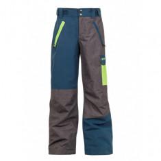 Protest Ard JR ski pants, junior, blue/grey