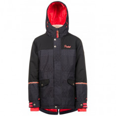 Protest Motella JR, ski jacket, junior, black