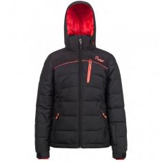 Protest Samia JR ski jacket, junior, black