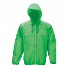 2117 of Sweden Viared, mens Rain jacket, green