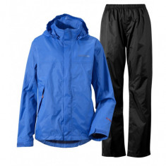 Didriksons Main Boys Set, Rain Suit, blue