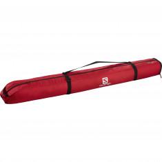 Salomon Extend 1p 165+20 skibag, red
