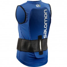 Salomon Flexcell Light Vest Junior, blue
