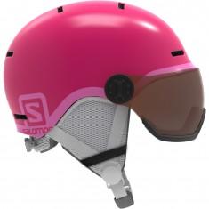 Salomon Grom Visor, pink