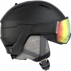 Salomon Mirage+ Photo, helmet with visor, black