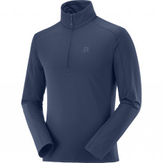 Salomon Outrack HZ M, midlayer, men, dark blue