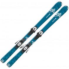 Salomon QST MAX Jr M + L6 GW, blue/white
