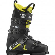 Salomon S/MAX 110 GW, boots, men, black/green