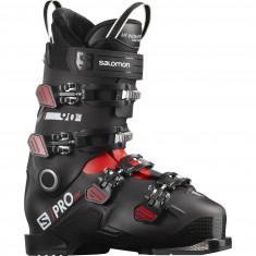 Salomon S/PRO HV 90, boots, men, black/red