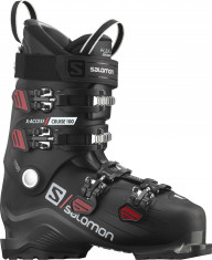 Salomon X Access 100 Cruise, boots, men, black