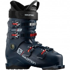 Salomon X Access 90 ski boots, men, blue/red
