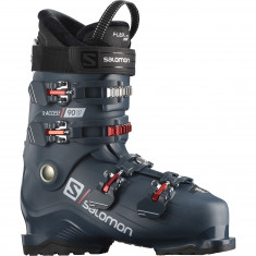 Salomon X Access 90 Wide, boots, men, blue/red
