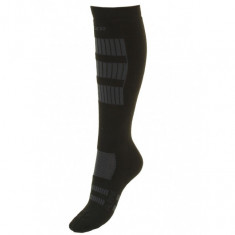 Seger Alpine Plus Protection, wool Ski Socks, black