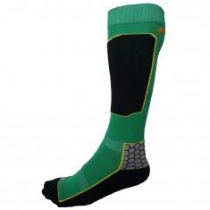 Seger Racer, Ski Socks, green