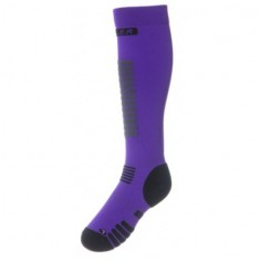 Seger Zone, womens Ski Socks, lillac